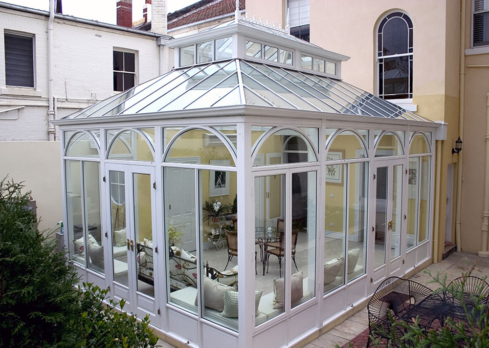 Traditional Lantern Conservatory